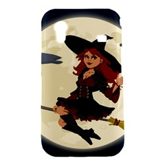 Witch Witchcraft Broomstick Broom Samsung Galaxy Ace S5830 Hardshell Case