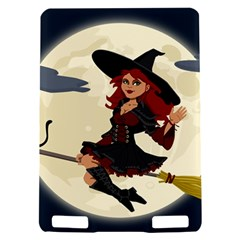 Witch Witchcraft Broomstick Broom Kindle Touch 3G