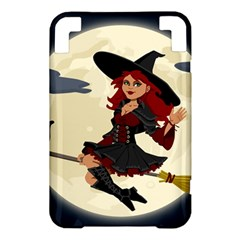 Witch Witchcraft Broomstick Broom Kindle 3 Keyboard 3G