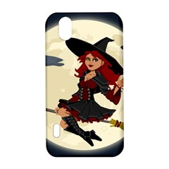 Witch Witchcraft Broomstick Broom LG Optimus P970