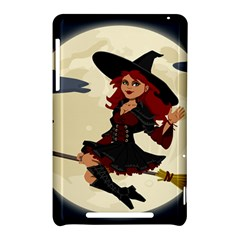 Witch Witchcraft Broomstick Broom Nexus 7 (2012)