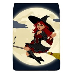 Witch Witchcraft Broomstick Broom Flap Covers (L)
