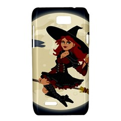 Witch Witchcraft Broomstick Broom Motorola XT788