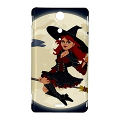 Witch Witchcraft Broomstick Broom Sony Xperia TX
