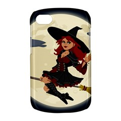 Witch Witchcraft Broomstick Broom BlackBerry Q10