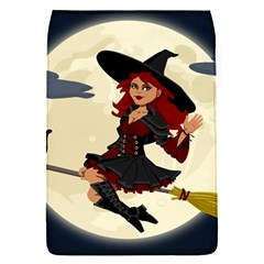 Witch Witchcraft Broomstick Broom Flap Covers (S)