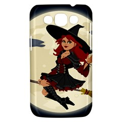 Witch Witchcraft Broomstick Broom Samsung Galaxy Win I8550 Hardshell Case