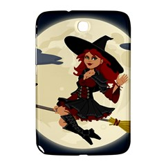 Witch Witchcraft Broomstick Broom Samsung Galaxy Note 8.0 N5100 Hardshell Case