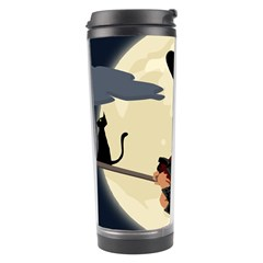 Witch Witchcraft Broomstick Broom Travel Tumbler