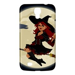 Witch Witchcraft Broomstick Broom Samsung Galaxy Mega 6.3  I9200 Hardshell Case