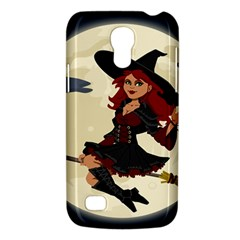 Witch Witchcraft Broomstick Broom Galaxy S4 Mini