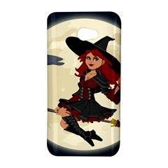 Witch Witchcraft Broomstick Broom HTC Butterfly S/HTC 9060 Hardshell Case