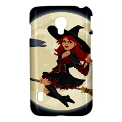 Witch Witchcraft Broomstick Broom LG Optimus L7 II
