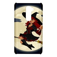 Witch Witchcraft Broomstick Broom LG G2