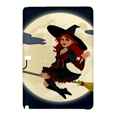 Witch Witchcraft Broomstick Broom Samsung Galaxy Tab Pro 10.1 Hardshell Case