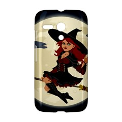 Witch Witchcraft Broomstick Broom Motorola Moto G