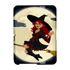 Witch Witchcraft Broomstick Broom Amazon Kindle Fire (2012) Hardshell Case