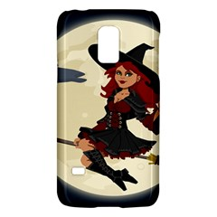 Witch Witchcraft Broomstick Broom Galaxy S5 Mini