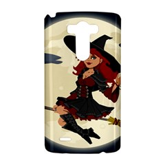 Witch Witchcraft Broomstick Broom LG G3 Hardshell Case