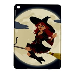 Witch Witchcraft Broomstick Broom iPad Air 2 Hardshell Cases