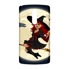 Witch Witchcraft Broomstick Broom LG G3 Back Case