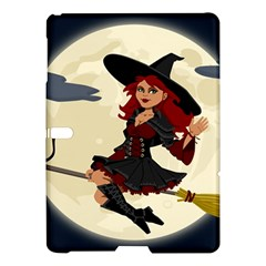 Witch Witchcraft Broomstick Broom Samsung Galaxy Tab S (10.5 ) Hardshell Case