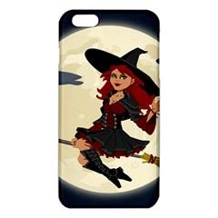 Witch Witchcraft Broomstick Broom iPhone 6 Plus/6S Plus TPU Case