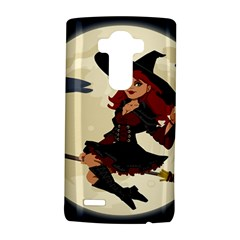 Witch Witchcraft Broomstick Broom LG G4 Hardshell Case