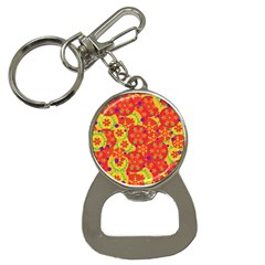 Orange design Bottle Opener Key Chains