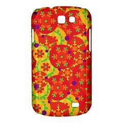 Orange design Samsung Galaxy Express I8730 Hardshell Case