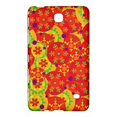 Orange design Samsung Galaxy Tab 4 (8 ) Hardshell Case