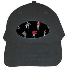 Drake Ugly Holiday Christmas Black Cap