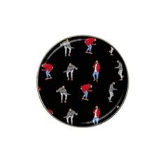 Drake Ugly Holiday Christmas Hat Clip Ball Marker