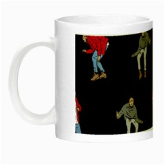 Drake Ugly Holiday Christmas Night Luminous Mugs