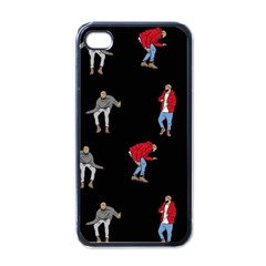 Drake Ugly Holiday Christmas Apple Iphone 4 Case (black)