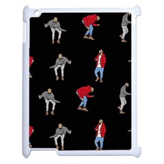 Drake Ugly Holiday Christmas Apple Ipad 2 Case (white)