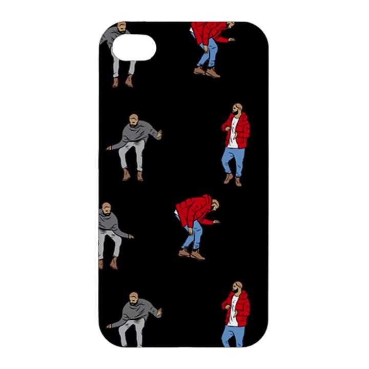 Drake Ugly Holiday Christmas Apple iPhone 4/4S Hardshell Case