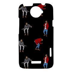 Drake Ugly Holiday Christmas HTC One X Hardshell Case