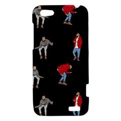 Drake Ugly Holiday Christmas HTC One V Hardshell Case