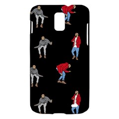Drake Ugly Holiday Christmas Samsung Galaxy S II Skyrocket Hardshell Case