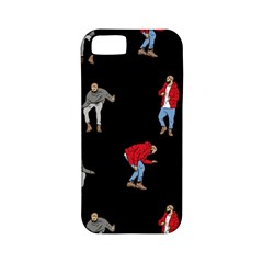 Drake Ugly Holiday Christmas Apple iPhone 5 Classic Hardshell Case (PC+Silicone)