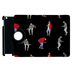 Drake Ugly Holiday Christmas Apple Ipad 2 Flip 360 Case