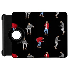 Drake Ugly Holiday Christmas Kindle Fire HD Flip 360 Case