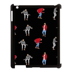 Drake Ugly Holiday Christmas Apple Ipad 3/4 Case (black)