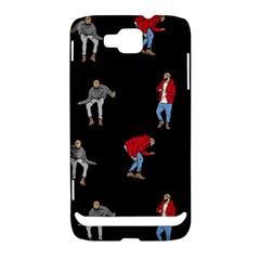 Drake Ugly Holiday Christmas Samsung Ativ S i8750 Hardshell Case