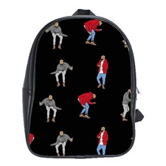 Drake Ugly Holiday Christmas School Bags (xl)