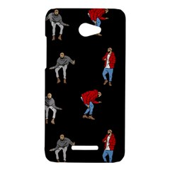 Drake Ugly Holiday Christmas HTC Butterfly X920E Hardshell Case