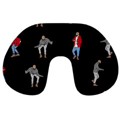 Drake Ugly Holiday Christmas Travel Neck Pillows