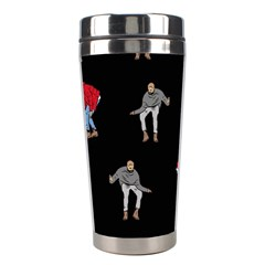 Drake Ugly Holiday Christmas Stainless Steel Travel Tumblers