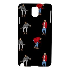Drake Ugly Holiday Christmas Samsung Galaxy Note 3 N9005 Hardshell Case